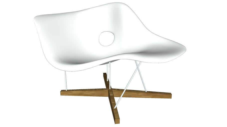 Eames Chairs Q(伊姆斯椅Q)