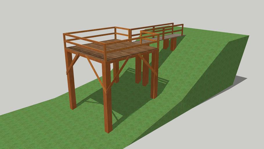 Deck madeira