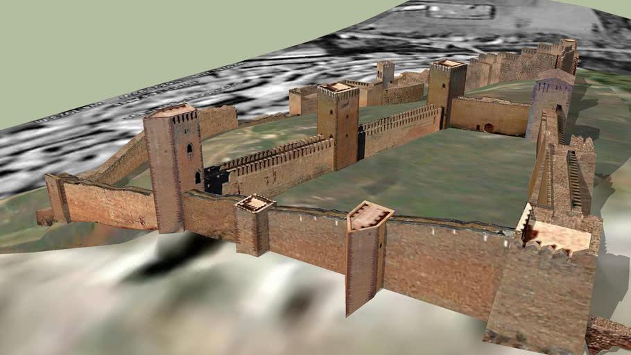 Molina de Aragon Castle