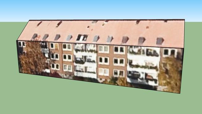 Edificio en Nuremberg, Alemania