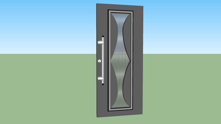 porte d'entrée 369 - front door 369