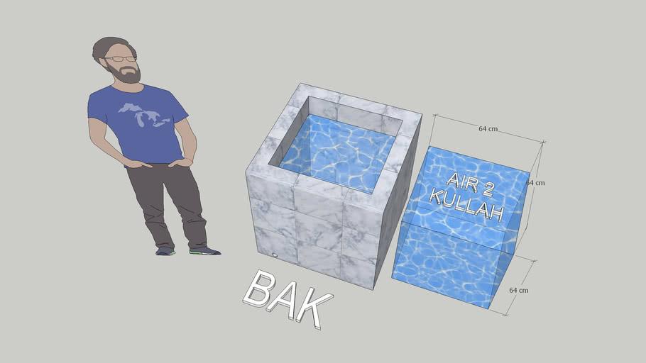 Bak Air [2 Kullah]