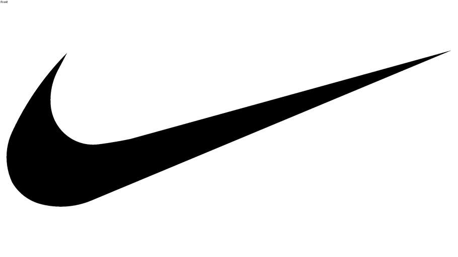 Optimista Cocinando biología  Nike Logo | 3D Warehouse