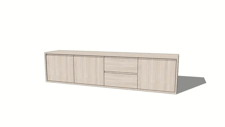 Aurora TV-meubel, AH4E