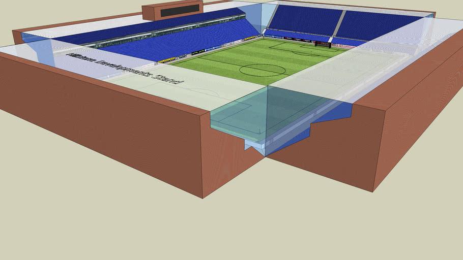 Hillstones Stadium