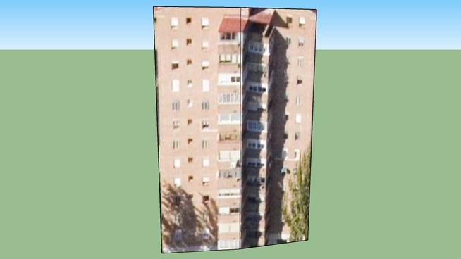 DUDI, Edificio en Madrid, España