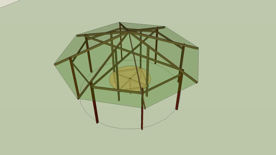 Arthurian Pavilion