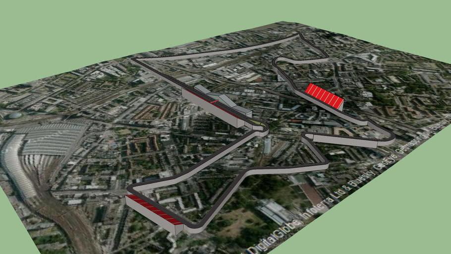 London Street Circuit