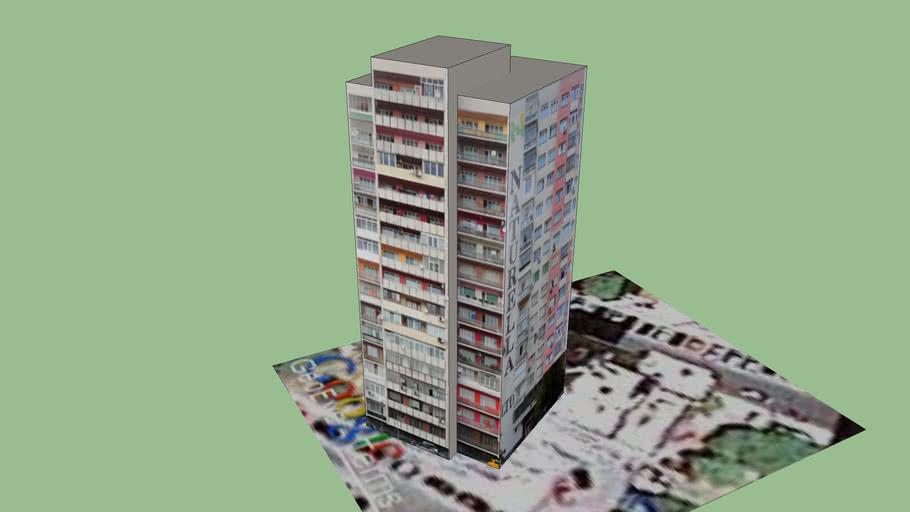 House - 16 floors