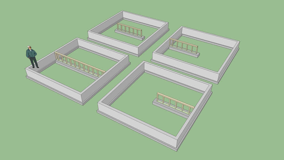 Stem Wall Foundations with Interior Bearing Walls