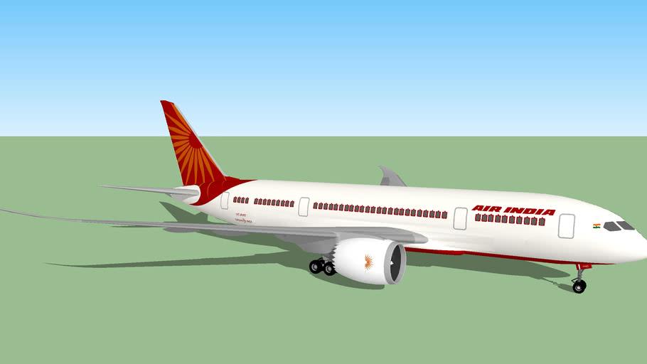 Air India 787-8