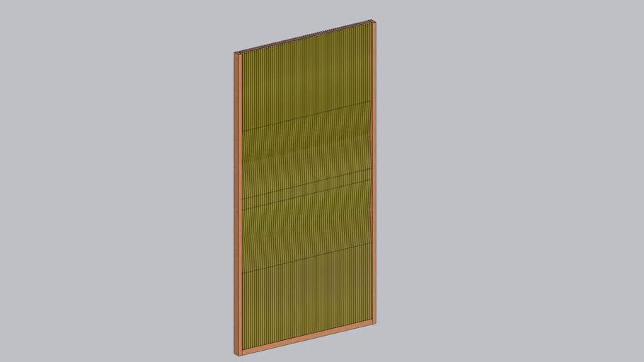 Panel de Quincha