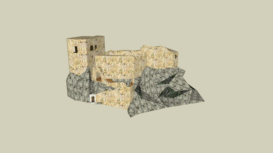 "Castillo de Luque ""Hisn Lukk"""