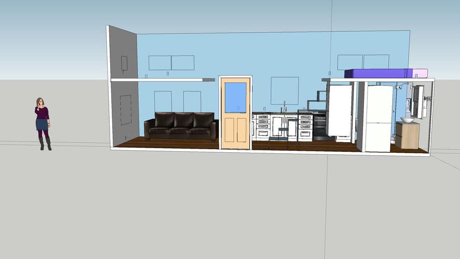 Burch TIny House 2020