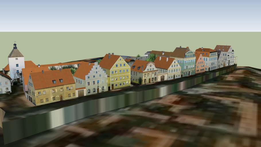 Neuburg - Süden