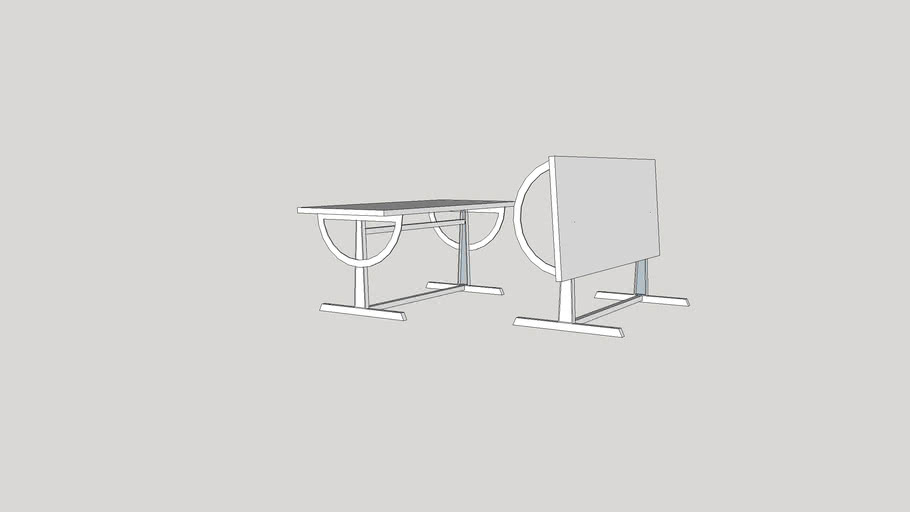 Tipping table