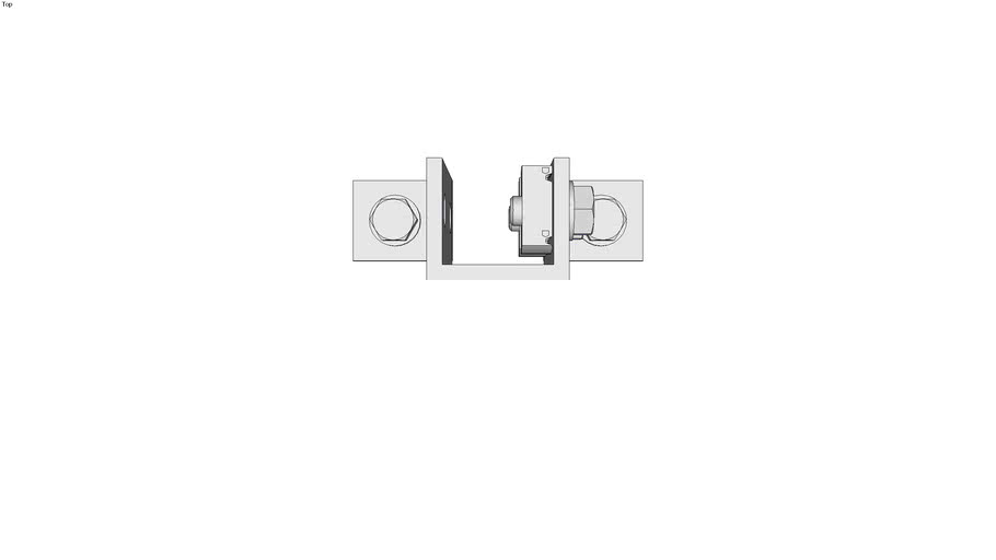 HALFEN Fittings POWERCLICK System 41 46/4s