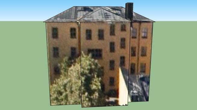 Tyska S:ta Gertruds församlingshus, Stockholm, Sverige