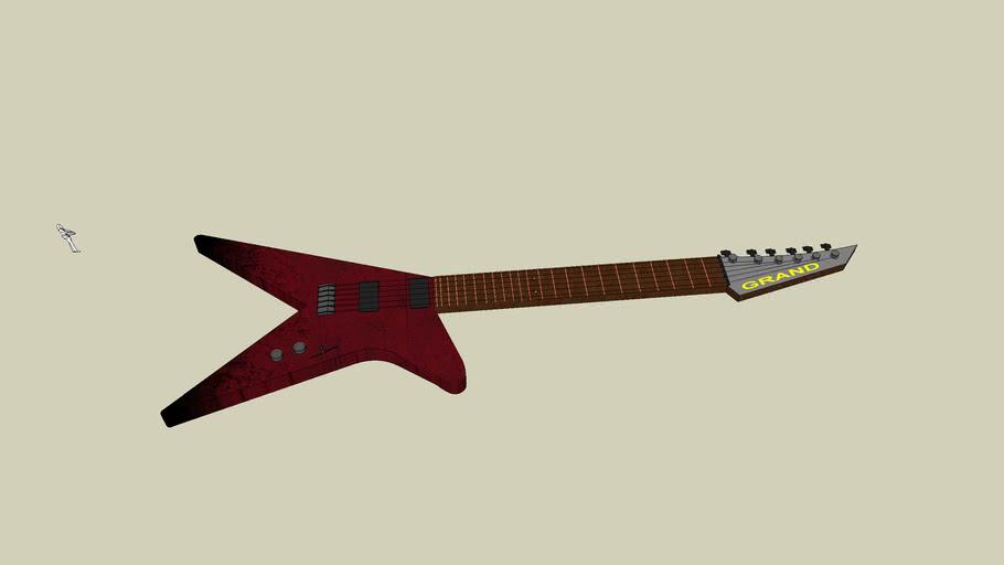 Guitar i made...