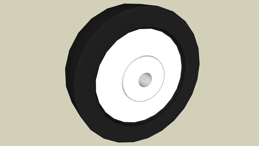 """6"""" Wheel"""