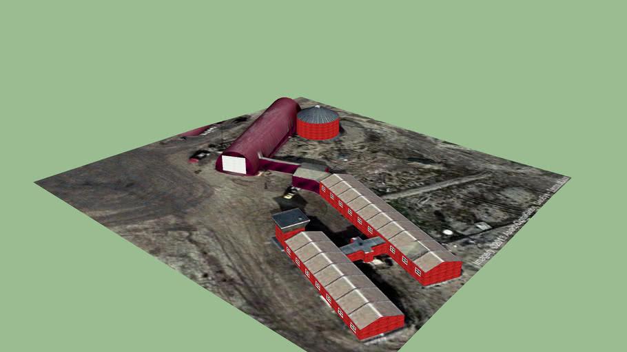 Nerlerit Inaat Airport Terminals & Control Tower {695Kb}