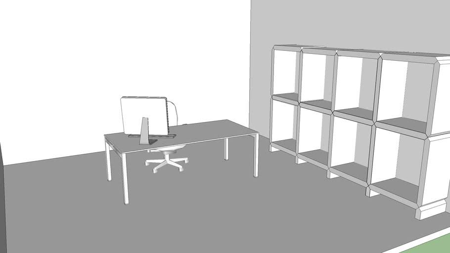 White Office Challenge
