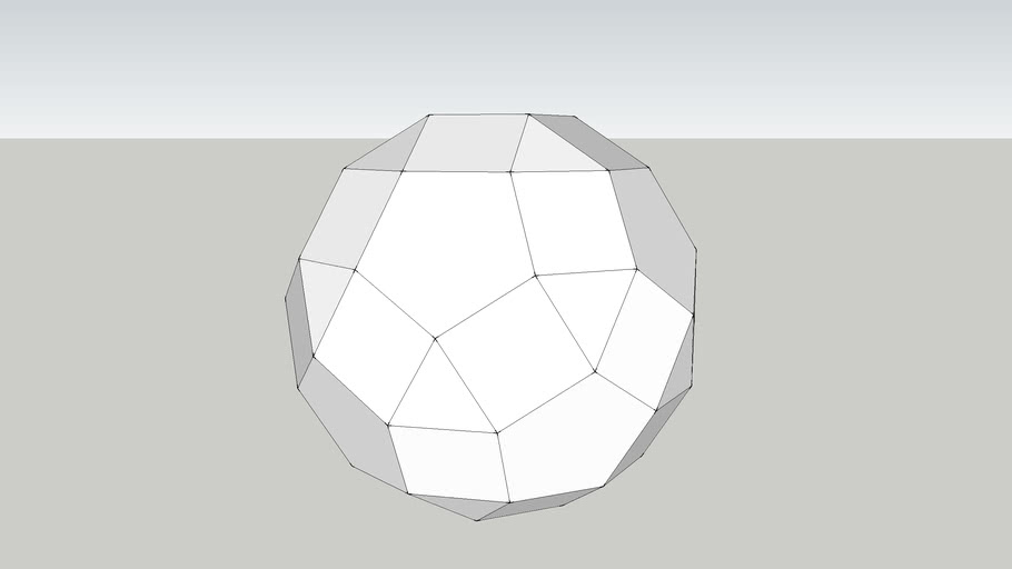 rombicosidodecahedron