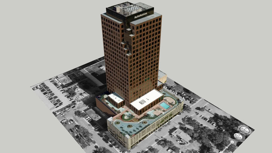 110 Tower (AutoNation Tower)