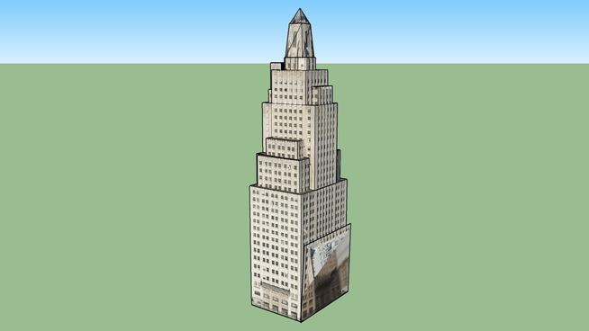 skyscraper Kansas City, MO, USA