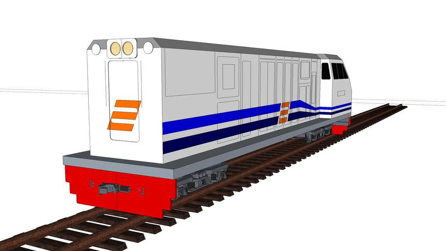 lokomotif cc201