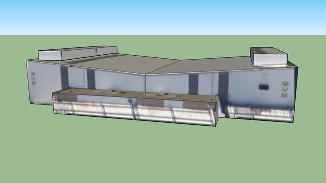 Building at Greenway HS