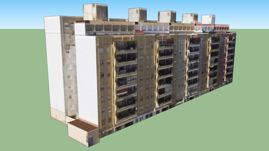 Edificio en Valencia, España, San vicente 240