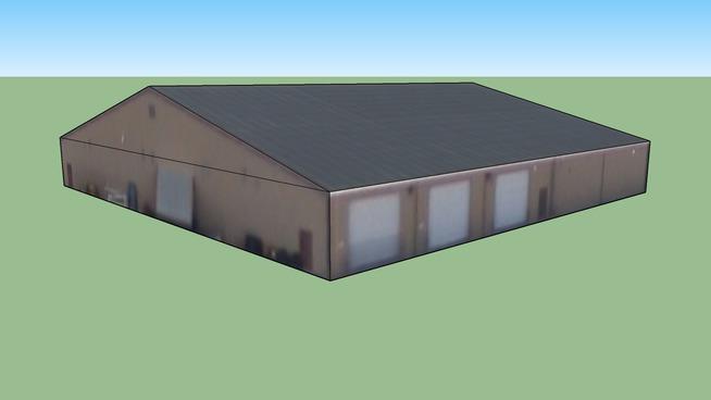 School Bus Storage Center in Bastrop, TX 78602, USA