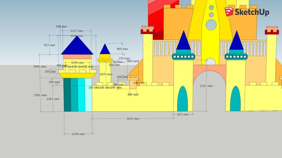 Замок Дисней