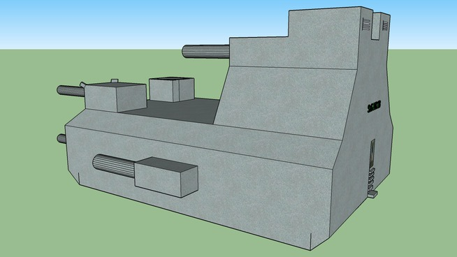 SnS MK 13 Support Tank