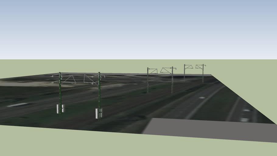 Vasúti Villanyvezetékek 4