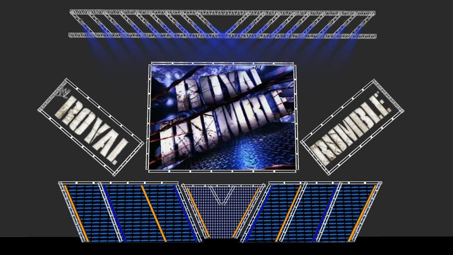 WWE Royal Rumble 2007!!!