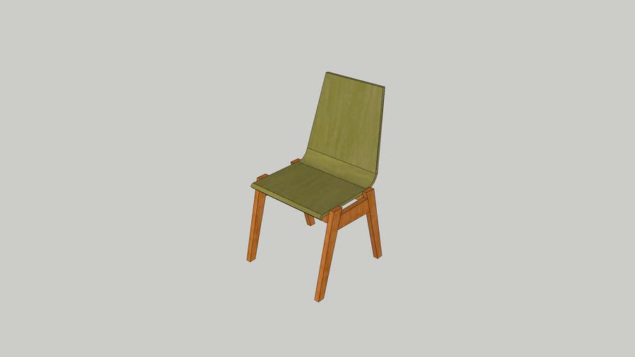 Cadeira Palta WoodSkull