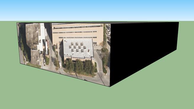 lego city regoinal medical center