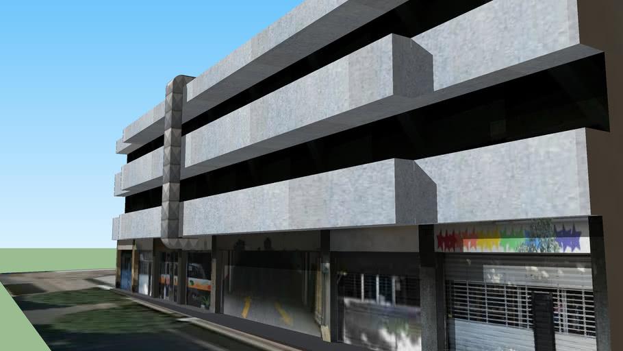 Estacionamiento Prisciliano Sánchez