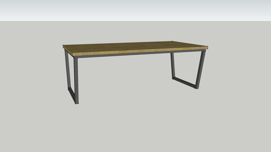 cocktail table - sunpan 94264
