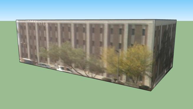 Building in Phoenix, AZ, USA