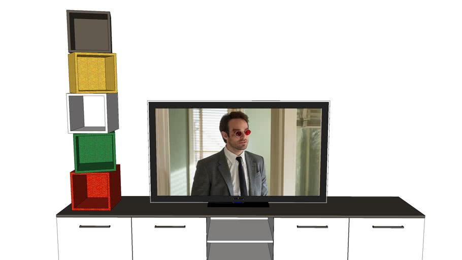 TV Unit - TV Ünitesi - Unità TV