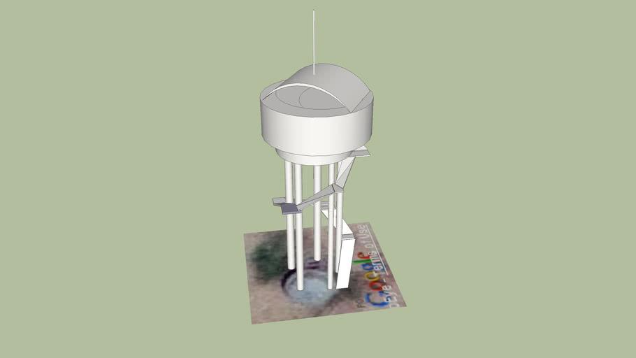 Top Water Tank