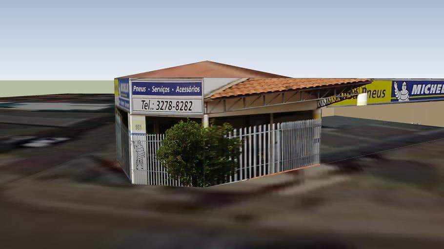 Idisa Pneus-Toledo-PR