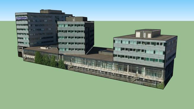 Bâtiment situé Ouder-Amstel, Pays-Bas