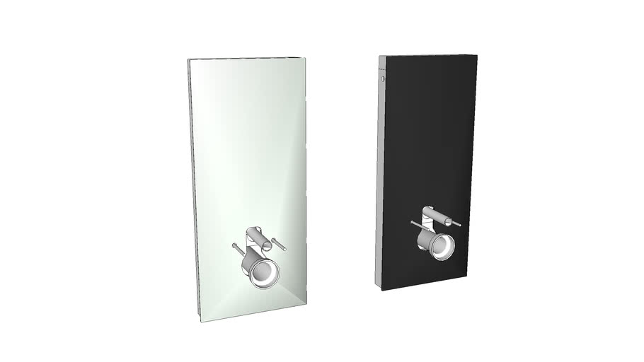 131 031 Geberit Monolith Sanitary Module For Wall Hung Wc 114