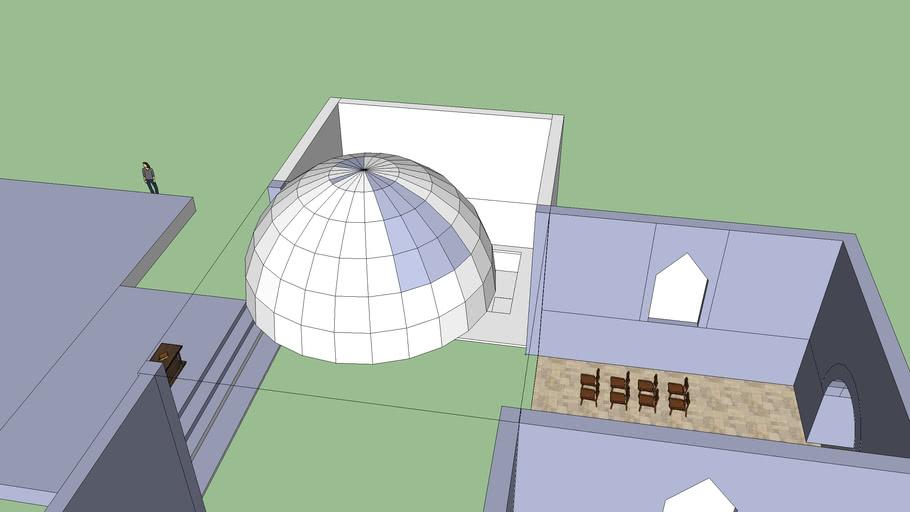 Small Church Dome
