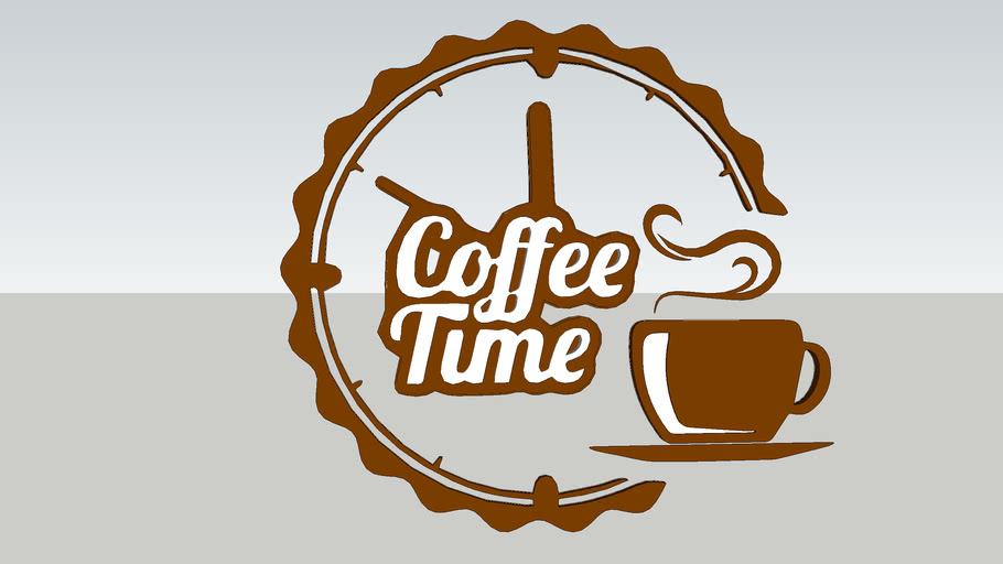 Coffee Logo | 3D Warehouse