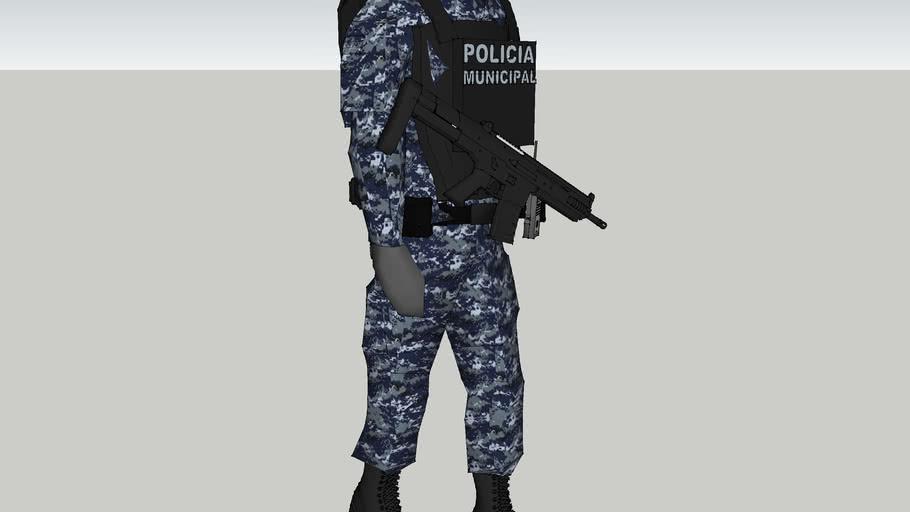 policia municipal de proximidad  social